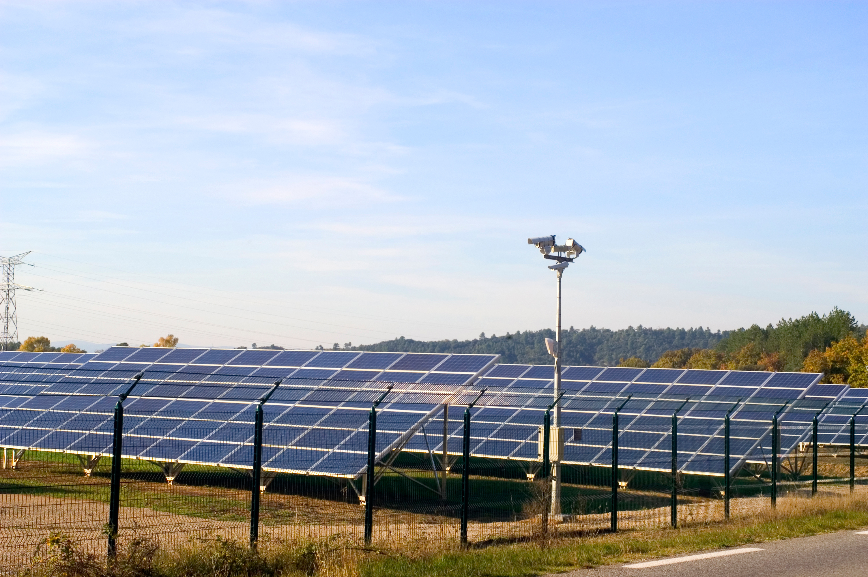 SOLAR ENERGY SECURITY PLANTS