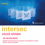 INTERSEC SAUDI 23- 25/03