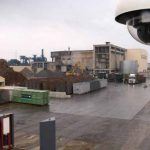 Cometsambre's industrial site protected by Axis cameras